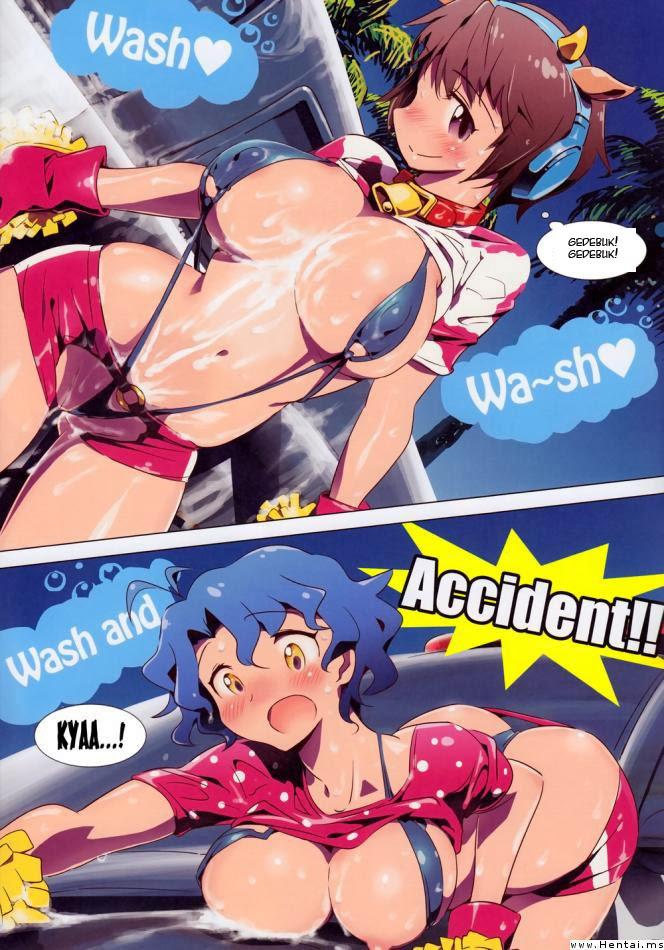 Image 5_1 in Komik Hentai Sex Nafsu Para Polwan