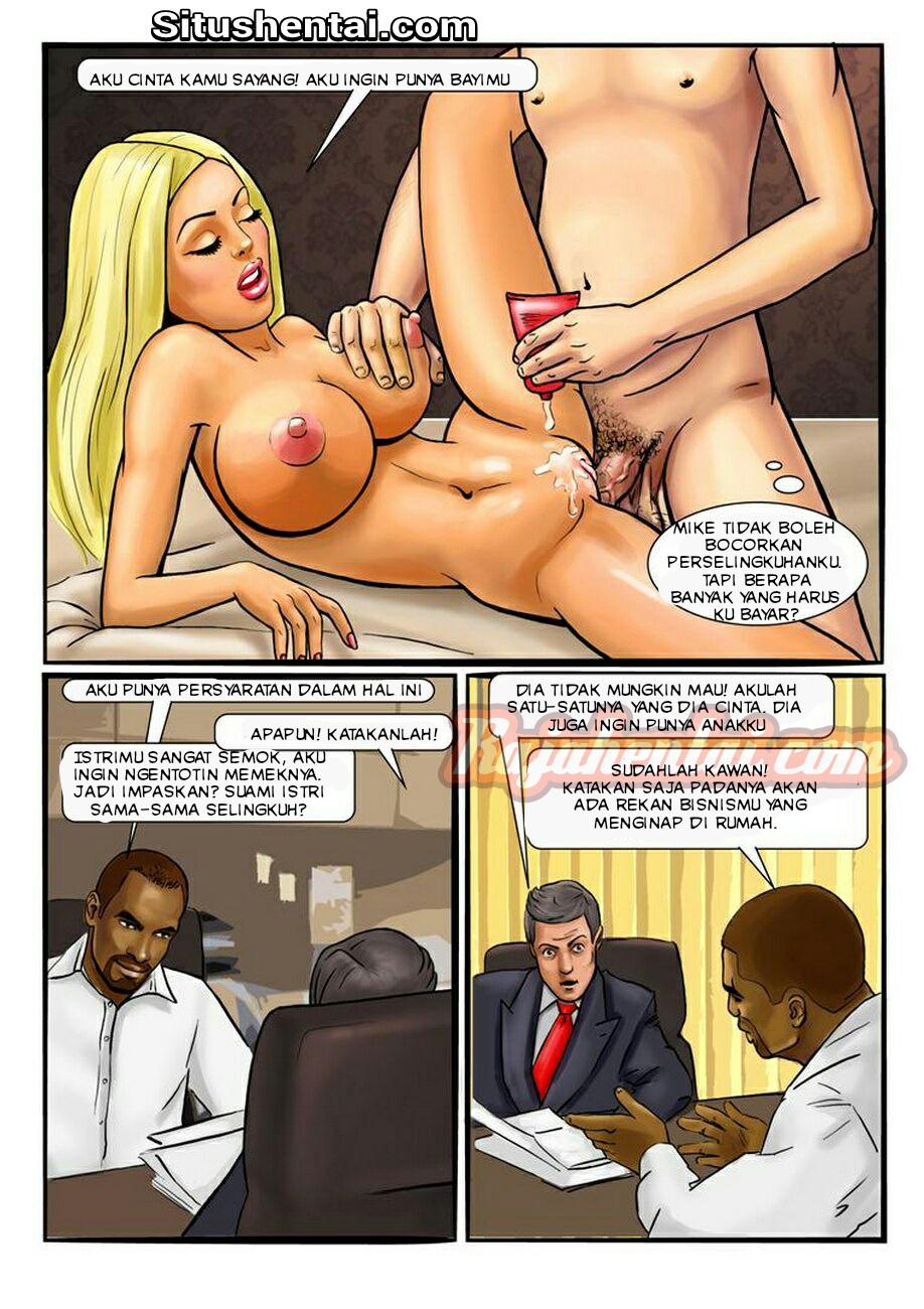 Image mike ngentot tubuh sexy istriku untuk tutup mulut 2 in Komik Hentai Jadikan Istri Sebagai Bayaran Tutup Mulut