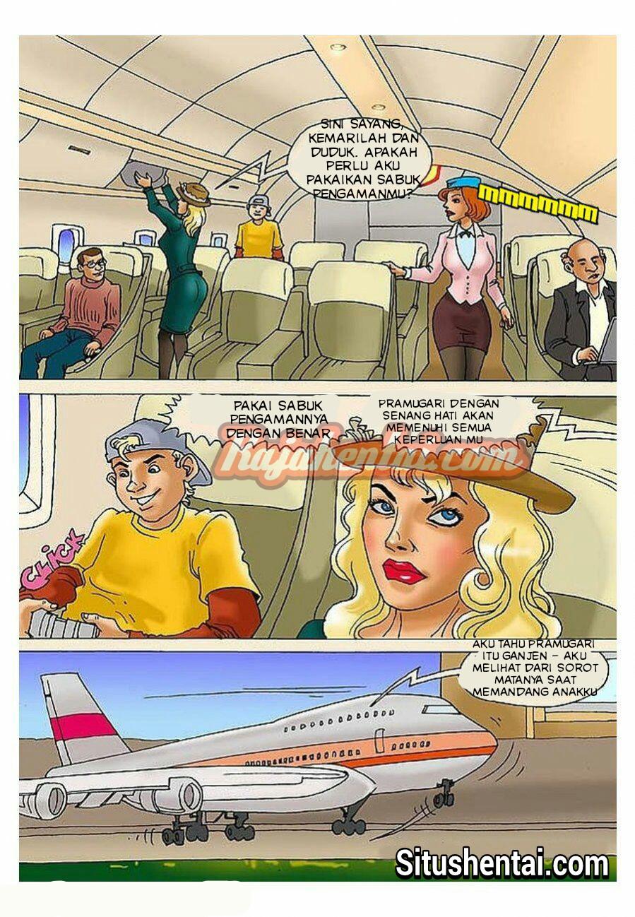 Image ngentot pramugari dan mama di dalam pesawat 2 in Komik Sedarah Entot Mama Dan Pramugari